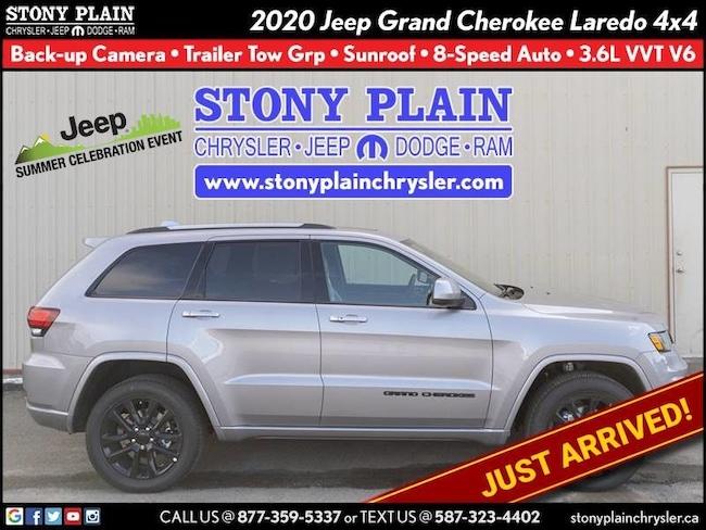 New 2020 Jeep Grand Cherokee Altitude SUV Stony Plain