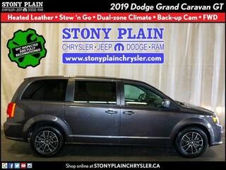2019 Dodge Grand Caravan GT Minivan