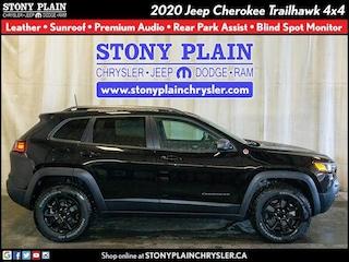 2020 Jeep Cherokee Trailhawk Elite 4x4