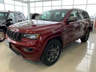 2021 Jeep Grand Cherokee 80TH Anniversary Edition, Company Demo, Hitch SUV