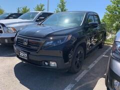 2017 Honda Ridgeline Ridgeline Black Edition, 88,500 KMS, NAV, Roof Truck