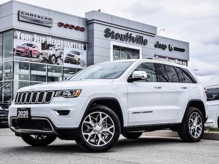 2020 Jeep Grand Cherokee Limited, Chrysler Company CAR, Navi, Leather, V6 SUV