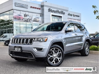 2019 Jeep Grand Cherokee Limited, Roof, Navi, Blind Spot, Only 22,500 KMS SUV
