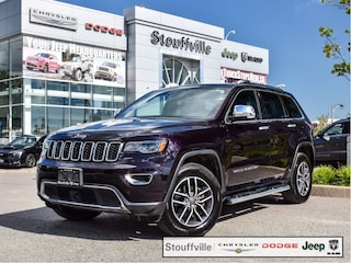 2019 Jeep Grand Cherokee Limited, Company CAR, Luxury AND Safety Group SUV