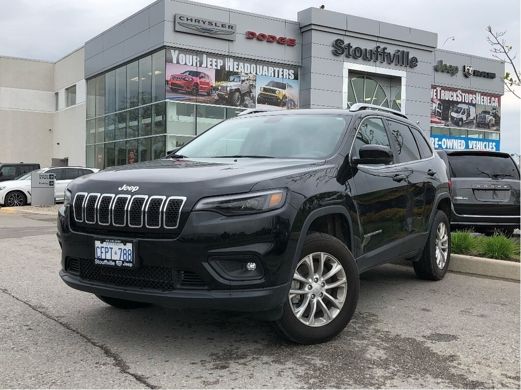 2019 Jeep Cherokee North, Company Demo, Only 8, 000 KMS SUV