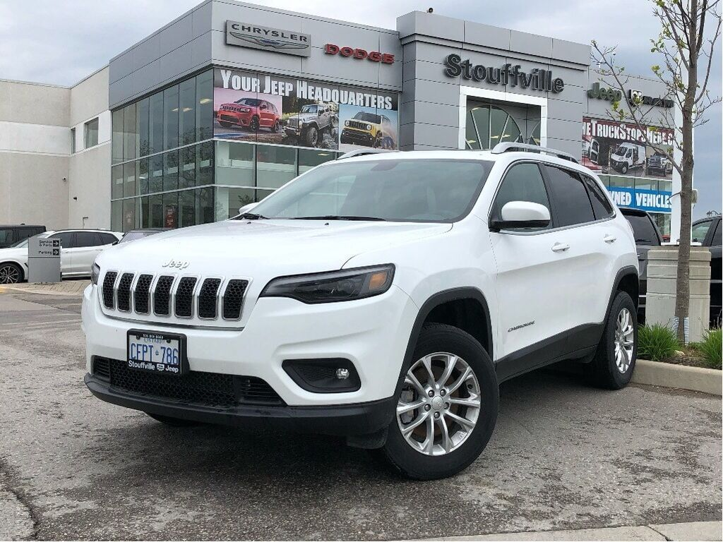 2019 Jeep Cherokee North, Company Demo, 8, 000 KMS SUV