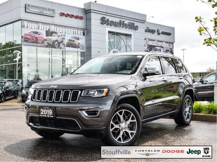 2019 Jeep Grand Cherokee Limited, Safety Group, Company CAR, 30,200 KMS SUV