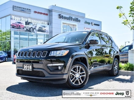 2018 Jeep Compass North 4X4, Cold Weather Group, 33,400 KMS SUV