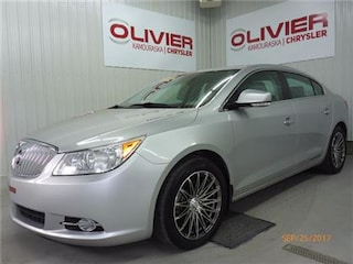 2011 Buick Lacrosse 4dr Sdn CXL FWD Berline