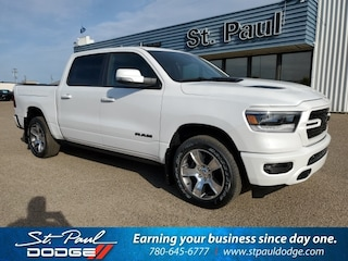 New 2019 Ram All-New 1500 Sport Truck Crew Cab for sale/lease in St. Paul, AB