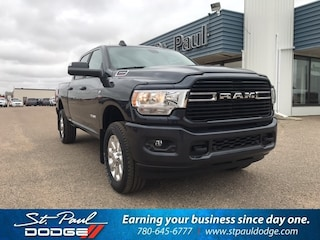 New 2020 Ram 3500 Big Horn Truck Crew Cab for sale/lease in St. Paul, AB