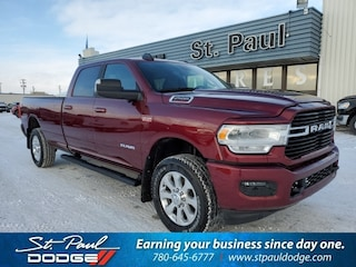 New 2019 Ram 2500 Big Horn Truck Crew Cab for sale/lease in St. Paul, AB