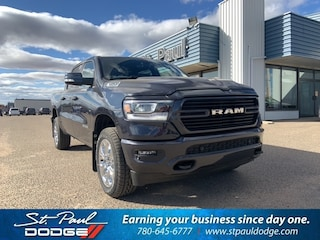 New 2020 Ram 1500 Big Horn Truck Crew Cab for sale/lease in St. Paul, AB