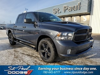 New 2019 Ram 1500 Classic Express Truck Crew Cab for sale/lease in St. Paul, AB