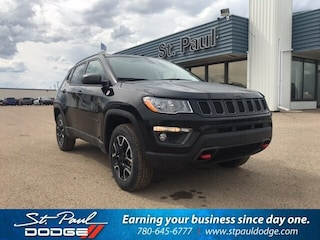 New 2020 Jeep Compass Trailhawk SUV for sale/lease in St. Paul, AB