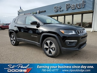 New 2019 Jeep Compass North 4x4 SUV for sale/lease in St. Paul, AB