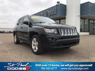 Used 2017 Jeep Compass Sport/North SUV for Sale in St. Paul AB