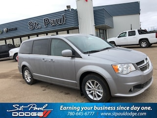New 2019 Dodge Grand Caravan CVP/SXT Van Passenger Van for sale/lease in St. Paul, AB