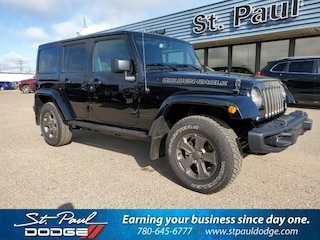 New 2018 Jeep Wrangler JK Golden Eagle SUV for sale/lease in St. Paul, AB