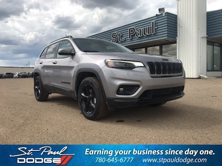 Featured New 2020 Jeep Cherokee North SUV for sale/lease in St. Paul AB