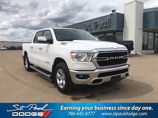 New 2019 Ram All-New 1500 Big Horn Truck Crew Cab for sale/lease in St. Paul, AB
