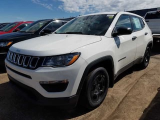 New 2018 Jeep Compass Sport SUV 18163 for sale/lease in St. Paul, AB