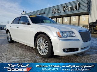 Used 2014 Chrysler 300C Luxury Series Sedan for Sale in St. Paul AB