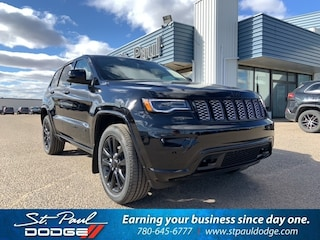 New 2020 Jeep Grand Cherokee Laredo SUV for sale/lease in St. Paul, AB
