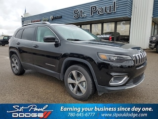 New 2019 Jeep New Cherokee Limited 4x4 SUV for sale/lease in St. Paul, AB