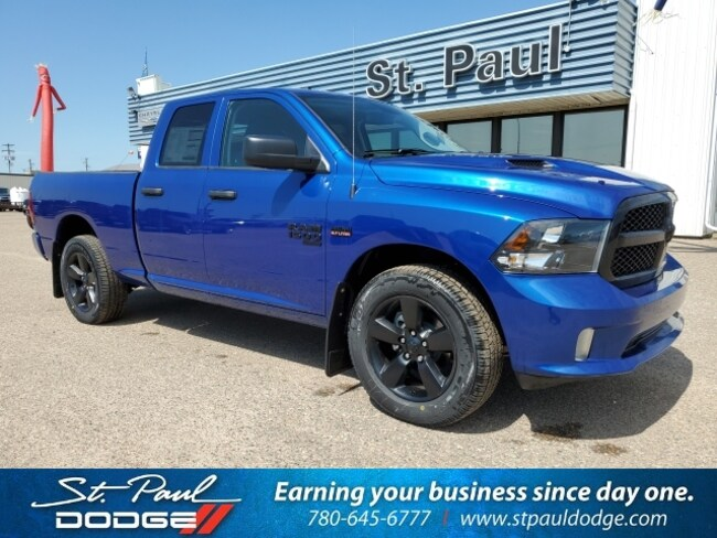 New 2019 Ram 1500 Classic Express Truck Quad Cab for sale/lease in St. Paul, AB