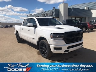 New 2020 Ram 1500 Laramie Truck Crew Cab for sale/lease in St. Paul, AB