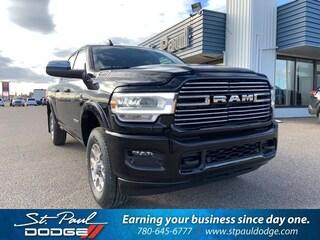 New 2020 Ram 2500 Laramie Truck Crew Cab for sale/lease in St. Paul, AB