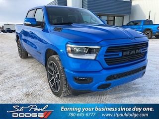 New 2021 Ram 1500 Sport Truck Crew Cab for sale/lease in St. Paul, AB