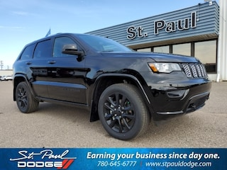New 2019 Jeep Grand Cherokee Laredo 4x4 SUV for sale/lease in St. Paul, AB