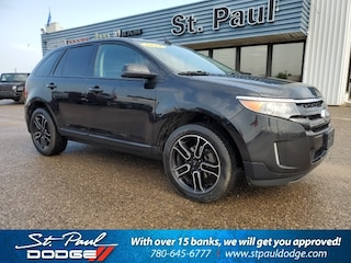 Used 2014 Ford Edge SEL SUV for Sale in St. Paul AB