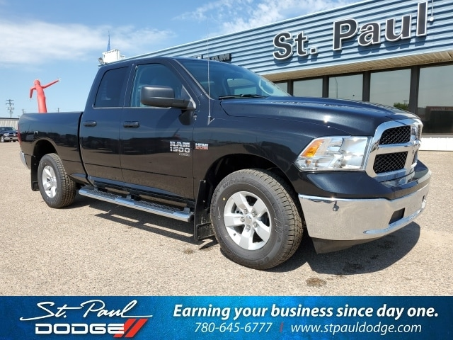 Featured New 2019 Ram 1500 Classic SLT Truck Quad Cab for sale/lease in St. Paul AB