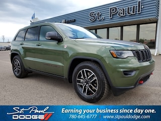 New 2019 Jeep Grand Cherokee Trailhawk 4x4 SUV for sale/lease in St. Paul, AB