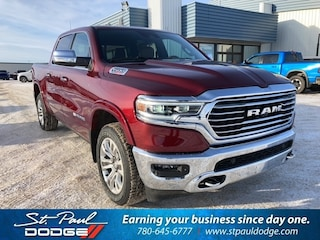 New 2021 Ram 1500 Limited Longhorn Truck Crew Cab for sale/lease in St. Paul, AB