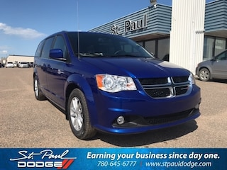 New 2020 Dodge Grand Caravan Premium Plus Van for sale/lease in St. Paul, AB