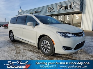 New 2020 Chrysler Pacifica Touring-L Plus Van Passenger Van for sale/lease in St. Paul, AB