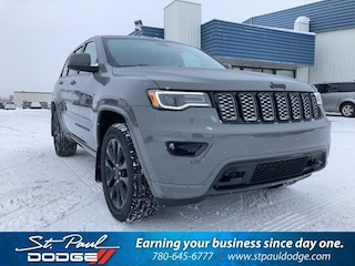 New 2021 Jeep Grand Cherokee Laredo SUV for sale/lease in St. Paul, AB