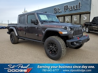 New 2020 Jeep Gladiator Rubicon 4x4 Truck Crew Cab for sale/lease in St. Paul, AB