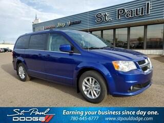 New 2019 Dodge Grand Caravan CVP/SXT Van Passenger Van for sale/lease in St. Paul, AB