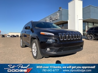 Used 2016 Jeep Cherokee North SUV for Sale in St. Paul AB