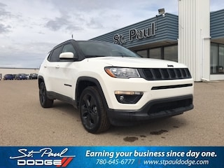 New 2020 Jeep Compass North SUV for sale/lease in St. Paul, AB