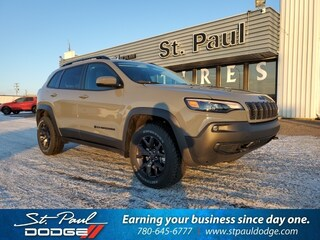 New 2020 Jeep Cherokee Sport SUV for sale/lease in St. Paul, AB