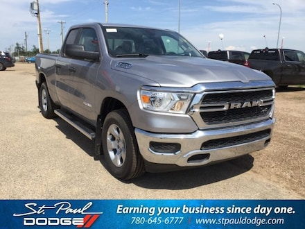 Featured New 2019 Ram All-New 1500 Tradesman Truck Quad Cab for sale/lease in St. Paul AB