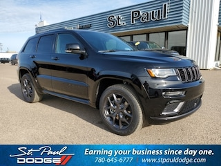 New 2019 Jeep Grand Cherokee Limited 4x4 SUV for sale/lease in St. Paul, AB