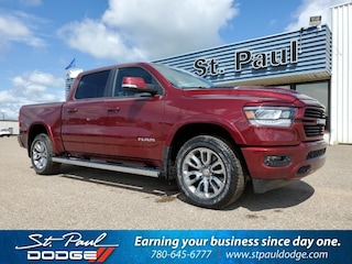 New 2019 Ram All-New 1500 Laramie Truck Crew Cab for sale/lease in St. Paul, AB