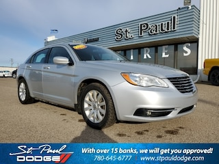 Used 2011 Chrysler 200 Touring Sedan for Sale in St. Paul AB